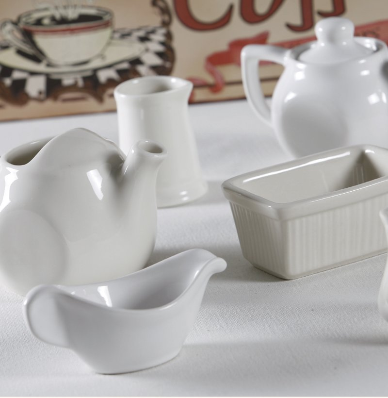 Accents/Accessories & Bryan China provides stock and custom decorated vitrified dinnerware ...
